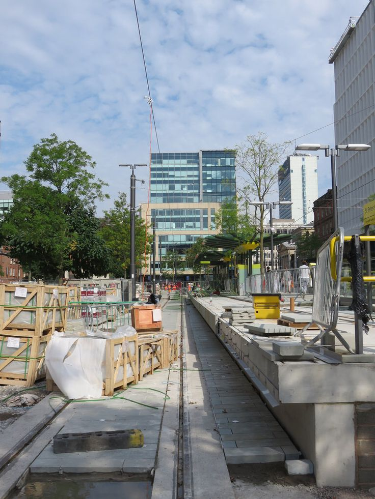 Manchester Metrolink St Peters Square