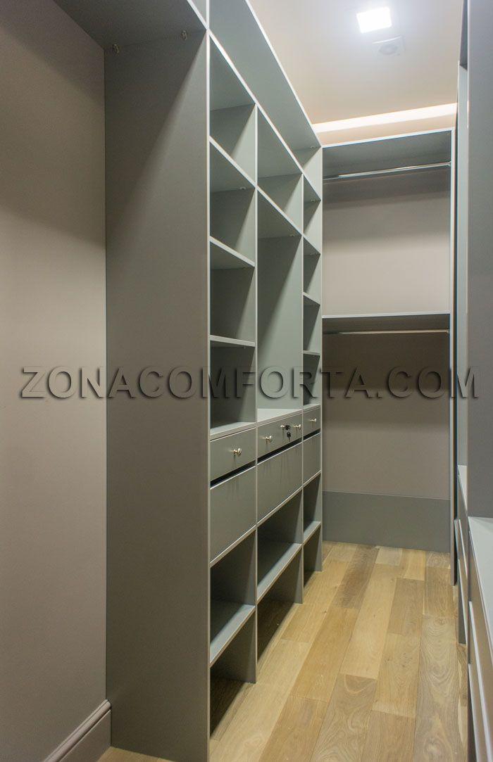 Гардеробная система П—образная | Корпусные гардеробные - Мебель на заказ, изготовление шкафов и гардеробных на заказ.