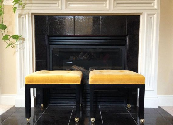 Best 25 Yellow Ottoman Ideas Only On Pinterest Yellow