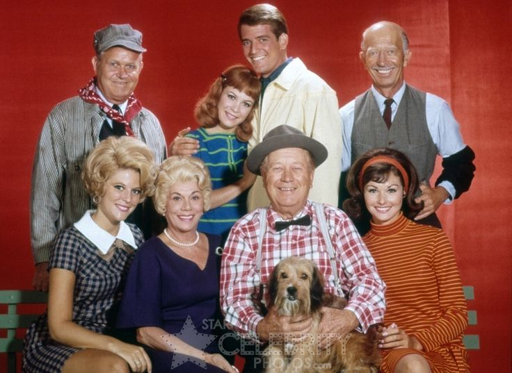 Petticoat Junction is an American situation comedy  aired on CBS from September 1963 to April 1970. Set in the rural town of Hooterville, the show followed the goings-on at The Shady Rest Hotel, of which Kate Bradley (Bea Benaderet) was the proprietor. Her lazy Uncle Joe Carson (Edgar Buchanan), who was the great uncle to Kate's three daughters, helped her in the day-to-day running of the business
