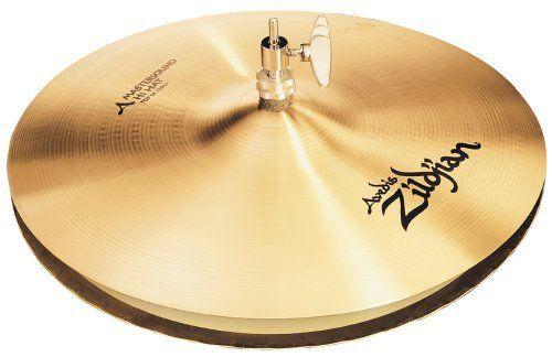 Zildjian A Series 14-Inch Mastersound Hi-Hat Cymbals Pair by Zildjian. $346.73. Traditional Finish. Save 40%!