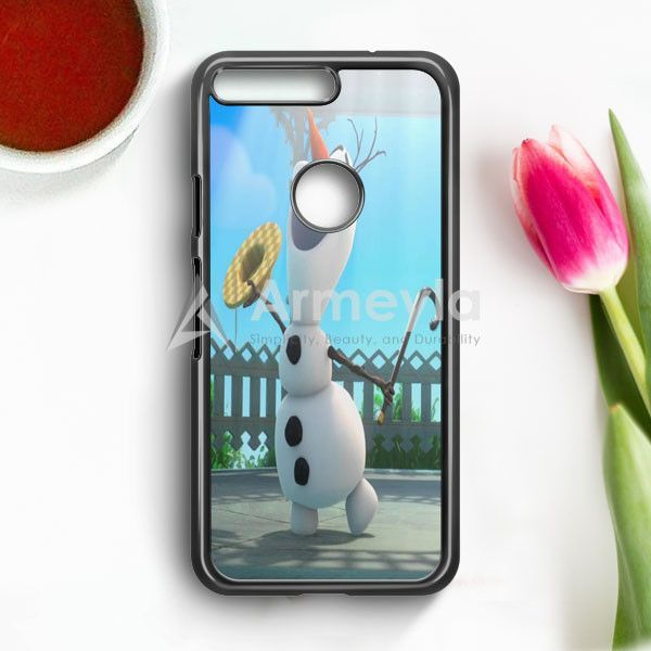Funny Olaf Frozen Singing Google Pixel XL Case | armeyla.com