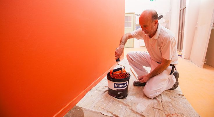 Wijzonol verf voor de schilder