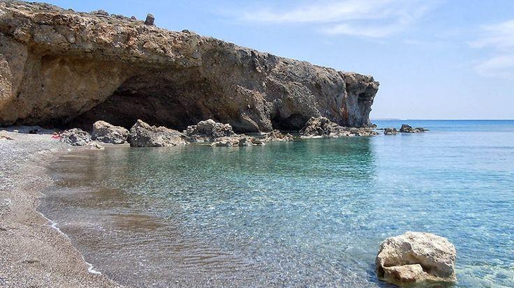 Στάουσα / παραλία Στάουσα - CRETAZINE ♥ Η Κρήτη όπως τη ζούμε
