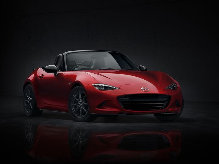 First Look At The Redesigned And Updated 2016 Mazda MX 5 Miata . Goes On  Sale Later In 2015 As A 2016 Model.