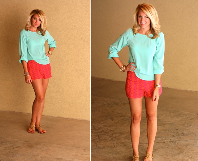 Just Dandy by Danielle: Dreams Closet, Summer Outfit, Color Combos, Style, Colors, Color Blocks, Mint Tops, Cute Outfit, Blog