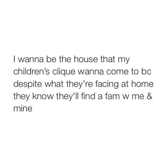 Yess i will make them feel part of the family | Pinterest: @stylishchic14 ⇜✧≪∘∙✦♡✦∙∘≫✧⇝