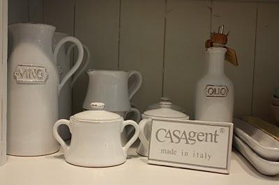 rustikk servise fra Casagent