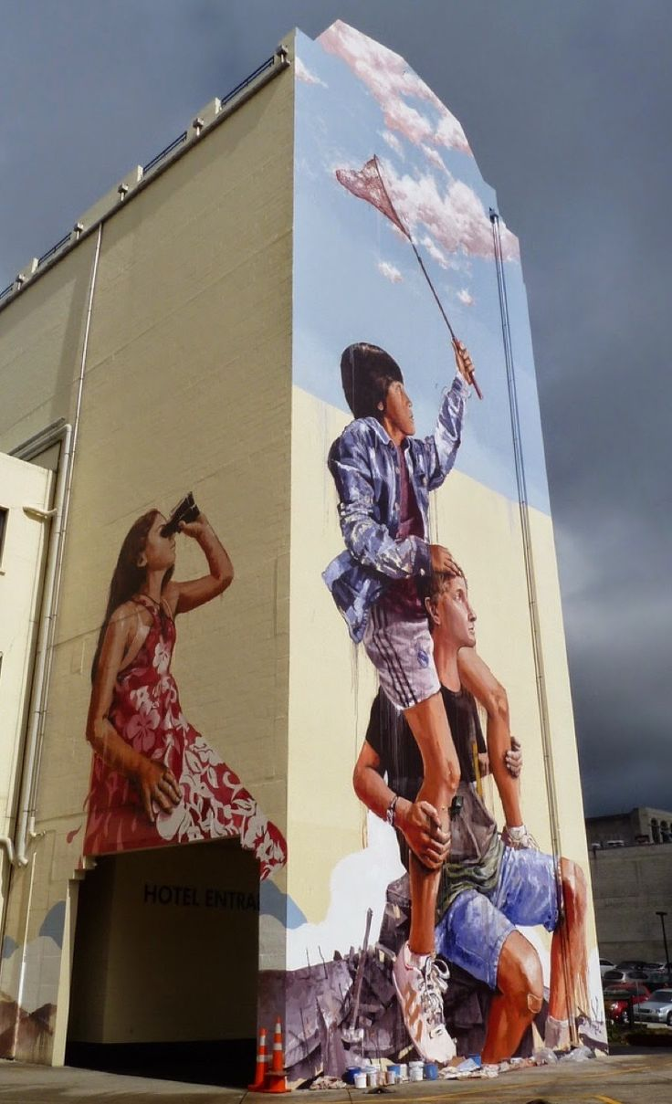 online sports shoes new by Fintan Magee in Dunedin  NZ  3 15  LP    Street Art  amp  Alternative Art      Lps and Artists