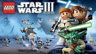 Lego Star Wars III The Clone Wars Película completa Full movie game - Películas completas - YouTube