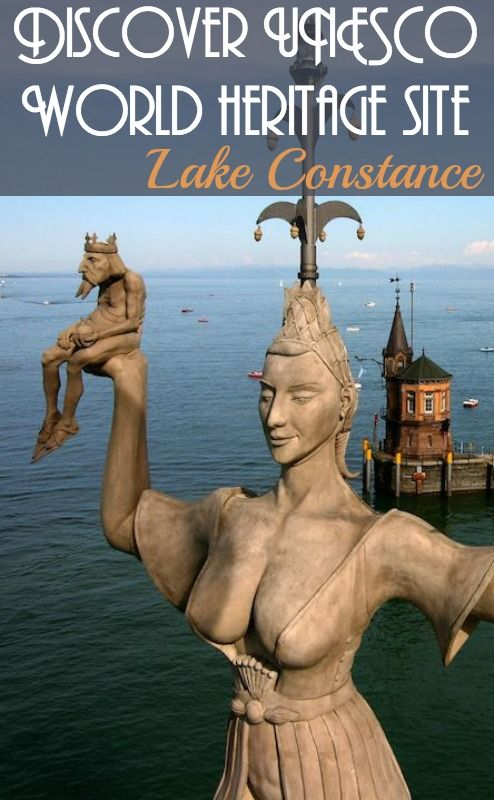 Discover UNESCO World Heritage Site, Lake Constance, from Konstanz, in Germany. Plus many Germany's other historic sites.