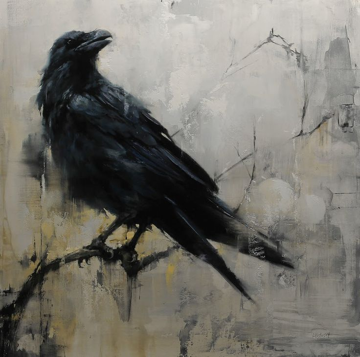 128 best images about Ravens on Pinterest | City painting ...