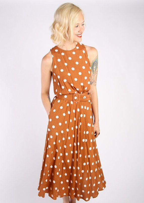 1990s Dress // vintage 90s PRETTY WOMAN // by dethrosevintage, $102.00
