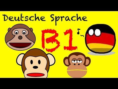 Deutsch B1 / B2 - Mündliche Prüfung: sich vorstellen   Deutsch lernen für Ausländer mit Modellprüfun - YouTube