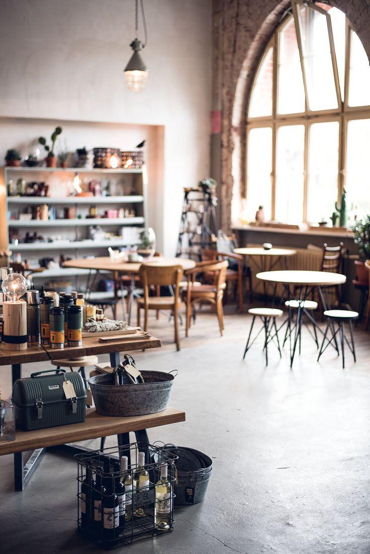 Hallesches Haus Interior Store in Berlin