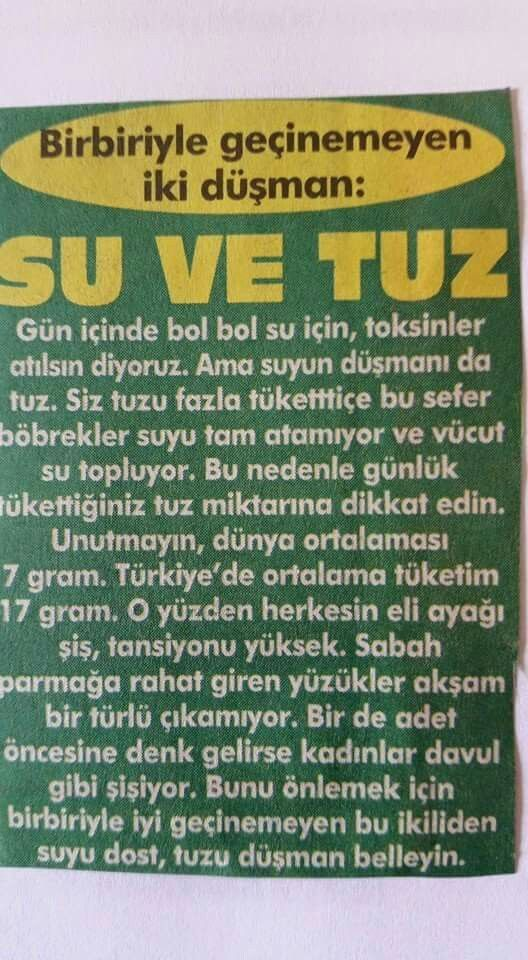 ÖNCE SAĞLIK ^.~ www.sosyetikcadde.com ♡  #sağlık