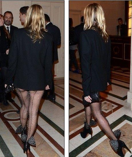 Αυτές που βγήκαν χθες, αλλά ξέχασαν την φούστα στο σπίτι (μήπως νέο trend;) - Celeb Style - Μόδα   Cosmo.gr