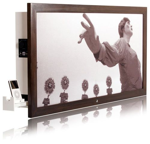 The Decibel Audio Sound Grame allows you to add a soundtrack to your artwork.