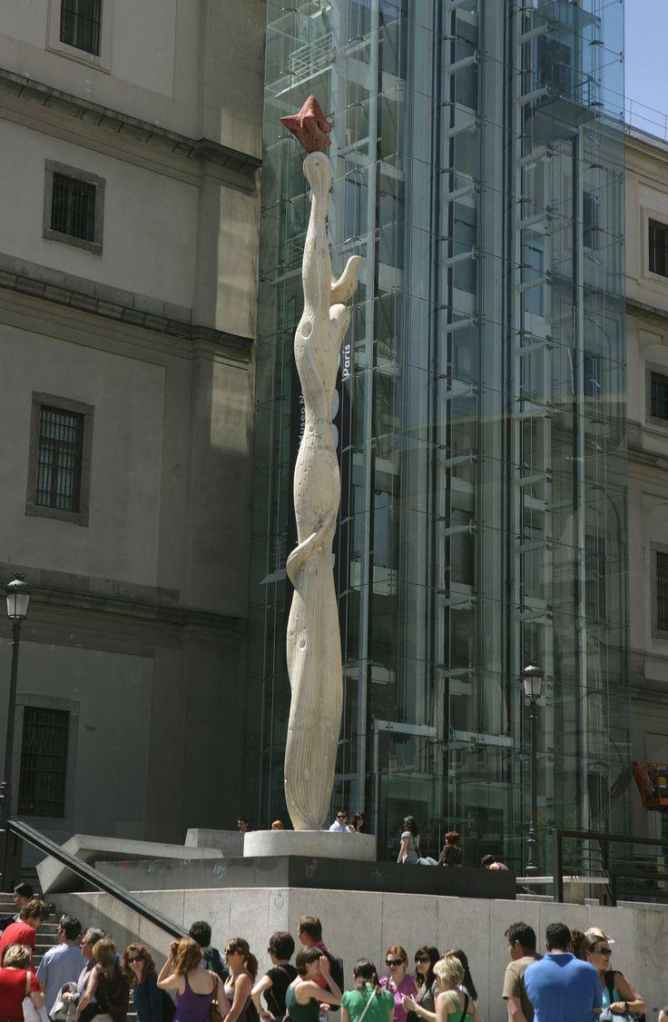 Foto Museo Reina Sofía de Madrid