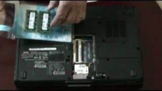 Tech Shop Tips Episode 2 Laptop Memory Upgrade, via YouTube.