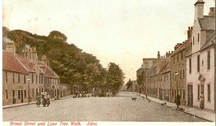 Broad Street, Alloa