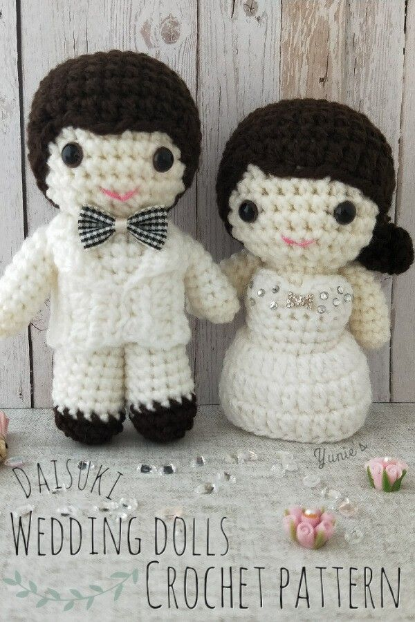 Wedding – Amigurumi Patterns | 900x600