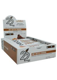 22 Days Nutrition (More from 22 Days Nutrition)  Nut Butter Buddha - Vegan Protein Bar