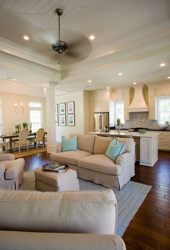 Decorating Great Room Living Area: 1000+ Ideas About Open Layout On Pinterest