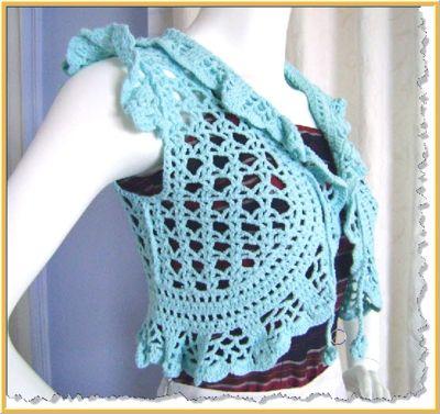 175 Best Crochet Shrug Images On Pinterest Jackets Crochet