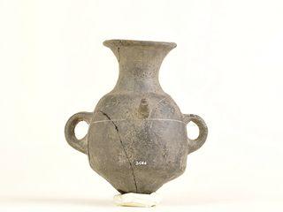 Jarro de cerámica alisada y pulida, Norte Grande