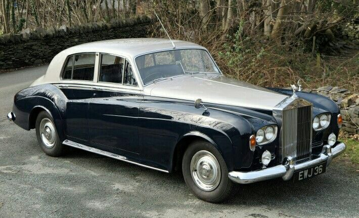 1963 - Rolls Royce Silver Cloud III Maintenance/restoration of old/vintage vehicles: the material for new cogs/casters/gears/pads could be cast polyamide which I (Cast polyamide) can produce. My contact: tatjana.alic@wind...