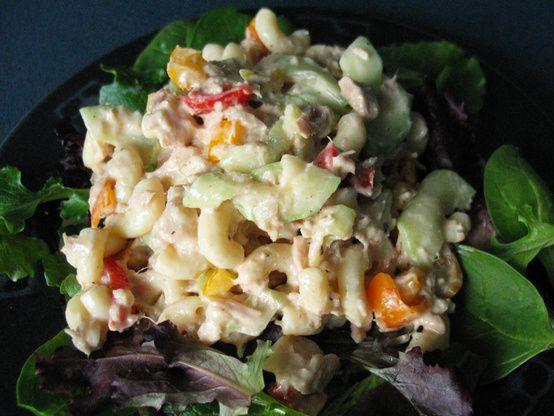 Chicken And Pineapple Macaroni Salad Filipino Style) Recipe - Food.com