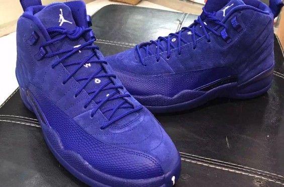http://SneakersCartel.com Additional Views Of The Air Jordan 12 Deep Royal Blue #sneakers #shoes #kicks #jordan #lebron #nba #nike #adidas #reebok #airjordan #sneakerhead #fashion #sneakerscartel