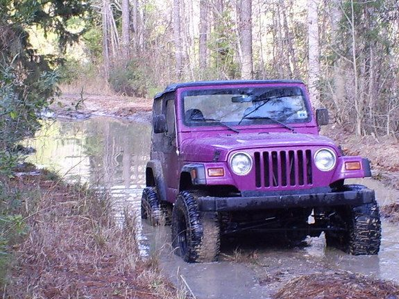 1997 Jeep Wrangler Purple Color | Gambit48 1997 Jeep Wrangler 10950511