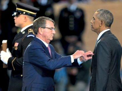 President Obama Awards Himself Distinguished Public Service Medal - http://conservativeread.com/president-obama-awards-himself-distinguished-public-service-medal/