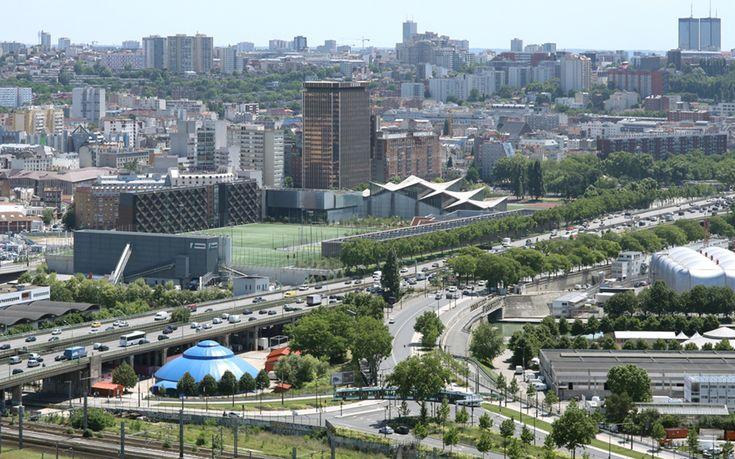 Centro Deportivo Jules Ladoumegue,© David Boureau