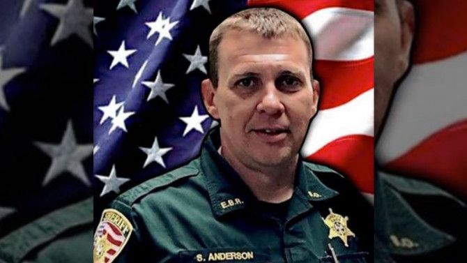 Sgt. Shawn Anderson, 43, served with the East Baton Rouge Sheriff's Office for 18 years.