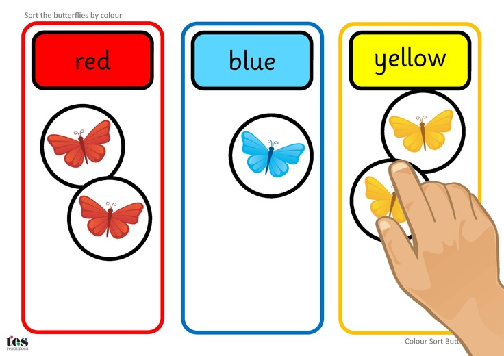 2 minibeast themed activities to use at a workstation or in a small group. Contains base board with areas for sorting into colours and images to sort. First version is red, blue and yellow while the second version is green, brown and orange. Base boards could be used for sorting other items, such as maths cubes or compare bears