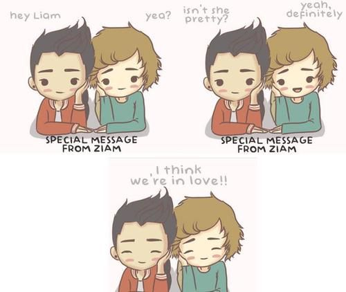 one direction cartoons - Google Search