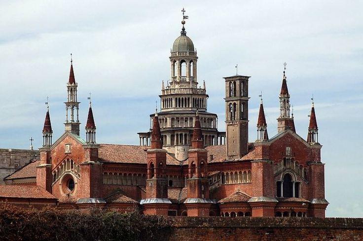 Certosa di Pavia, Italia