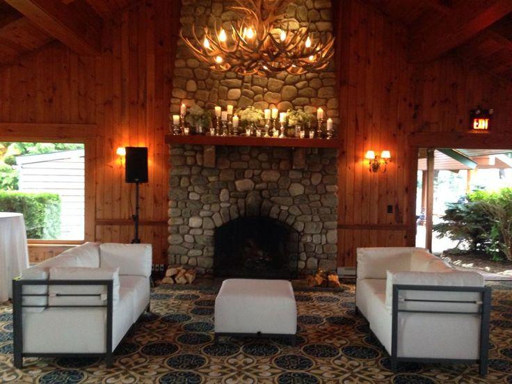 Taylor Rental Plattsburghu0027s Modern White Lounge Furniture At The Lake  Placid Club. Contact Taylor Rental
