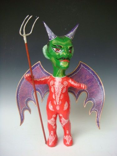 paper mache devil - Google Search