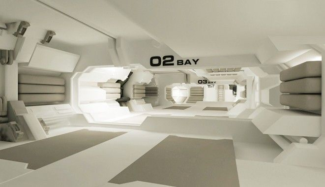 Moon Movie Set Design Google Search In 2019 Spaceship