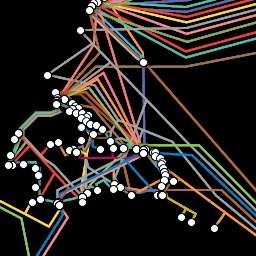 Cables submarins per tot el món