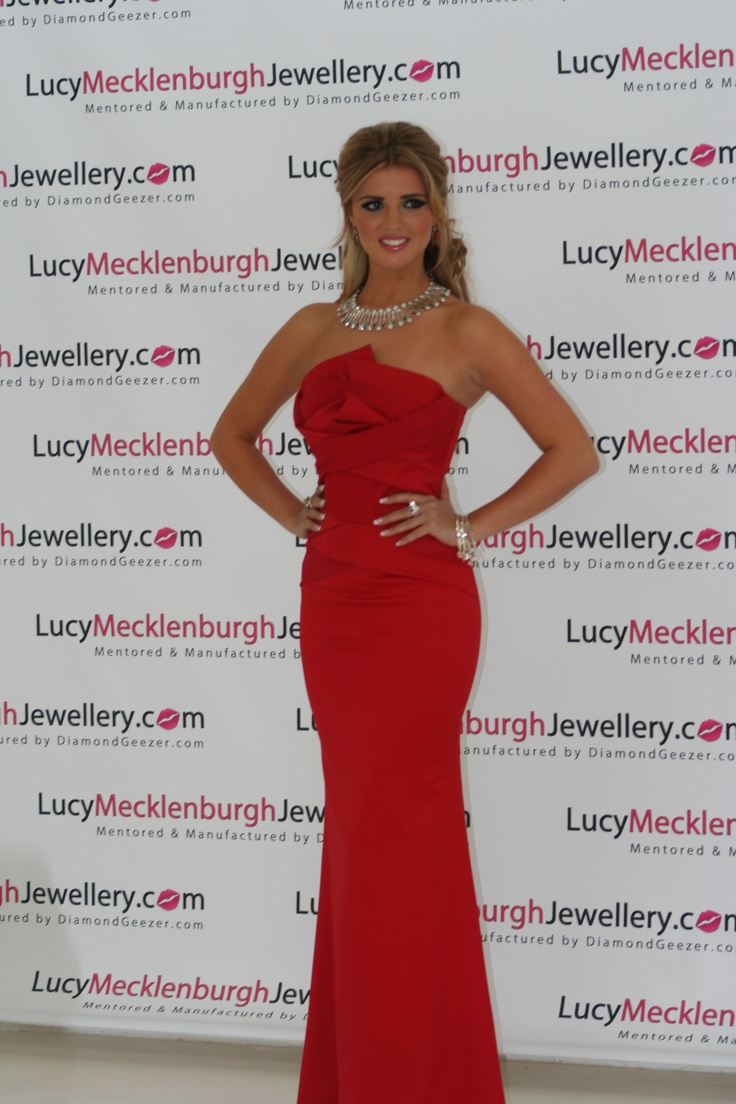 Introducing Lucy Mecklenburgh jewellery collection at www.lucymecklenburghjewellery.com in association with www.diamondgeezer.com