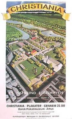 Christiania Udstillingsplakat