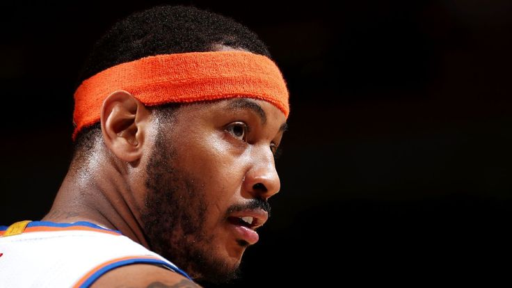 Carmelo on Knicks trading him: 'They might'