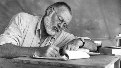 Seven Tips From Ernest Hemingway on How to Write Fiction