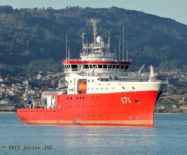 Industria naval española: N/C 710 BAP Carrasco para la Marina de Guerra de P...
