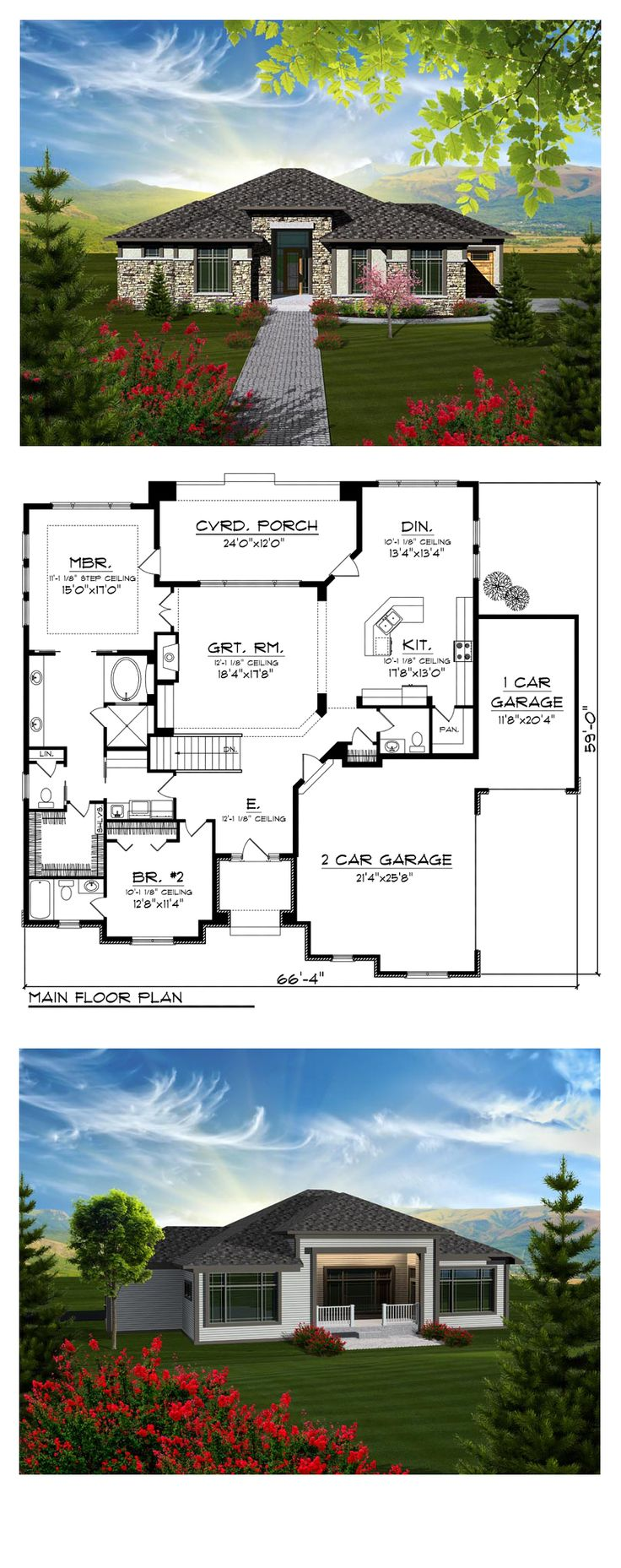 25 best ideas about prairie style houses on pinterest for Prarie house plans